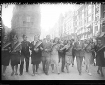 Documentary: Heroes without Arms. Photographers of the Spanish Civil War